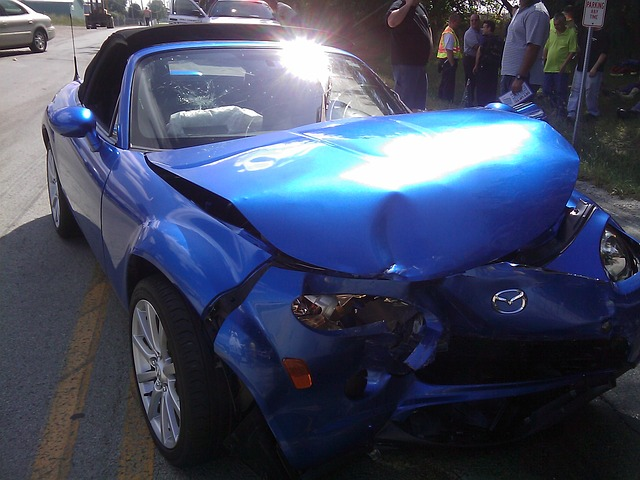 7 steps after a car accident
