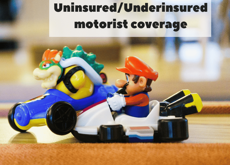 things you should know about uninsured/underinsured motorists