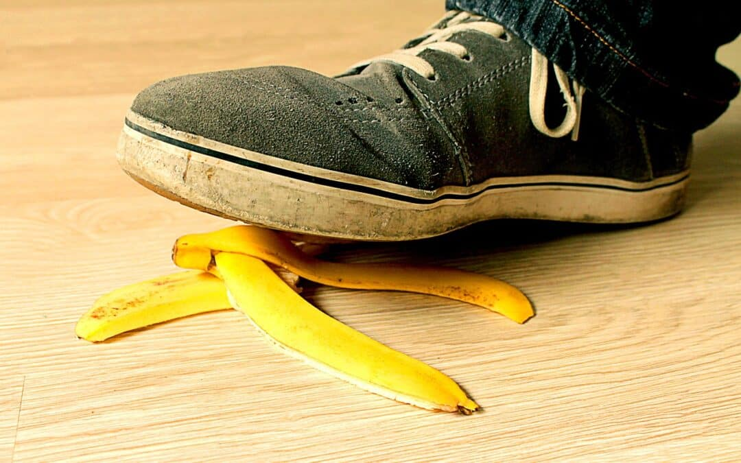 Common Causes for Slip and Fall Injuries