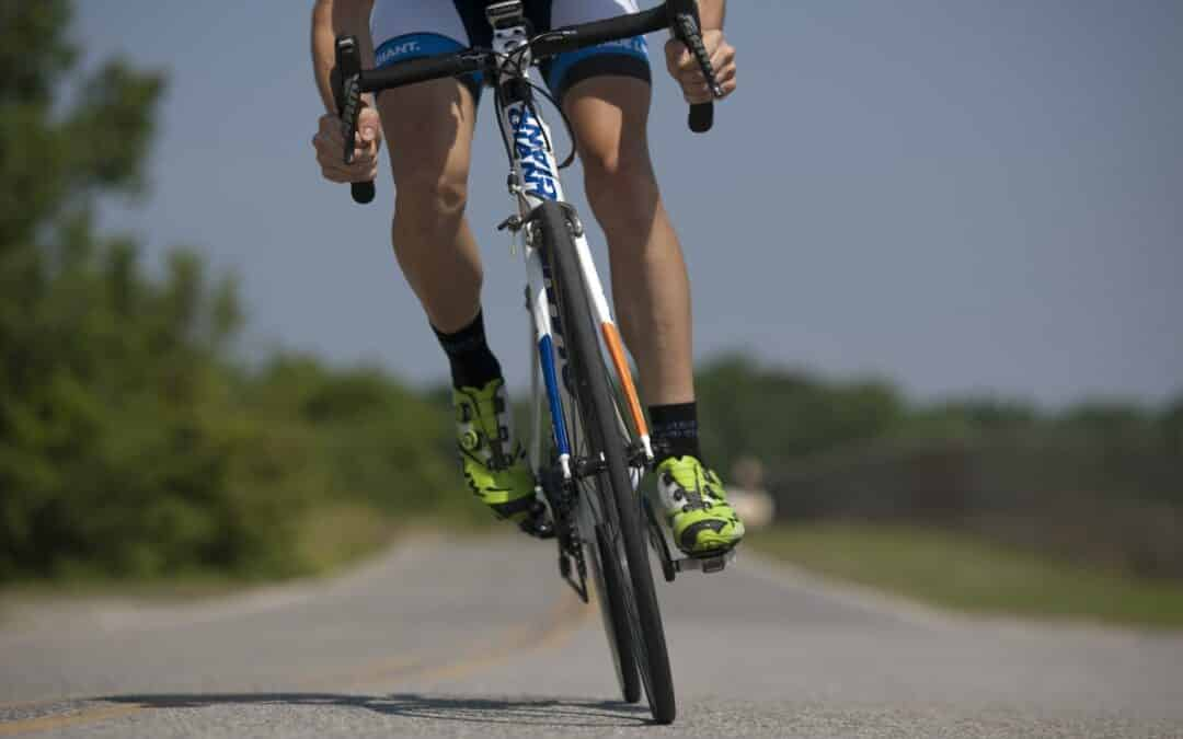 staying safe as bicyclist